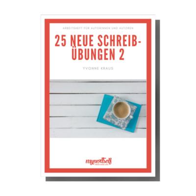 25 neue Schreibübungen - Teil 2