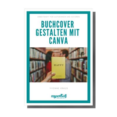 Buchcover gestalten mit Canva