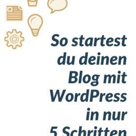Blog erstellen Blog starten(2)